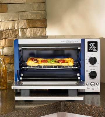 Review of KitchenAid KCO273SS Convection Bake Digital Countertop Oven
