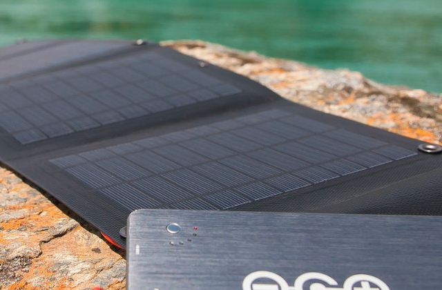 Rechargeable Solar Panels