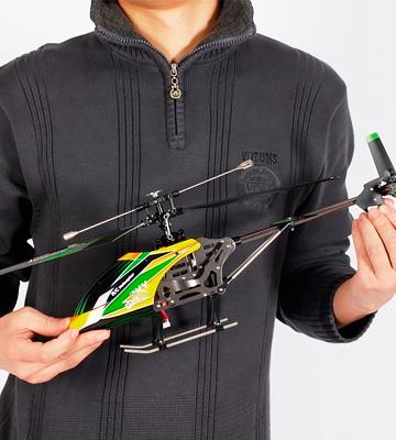 Review of WLtoys V912 4CH RC Remote Control Helicopter