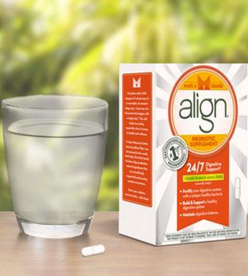 Review of Align Probiotic Supplement 24/7 Digestive Support with Bifantis