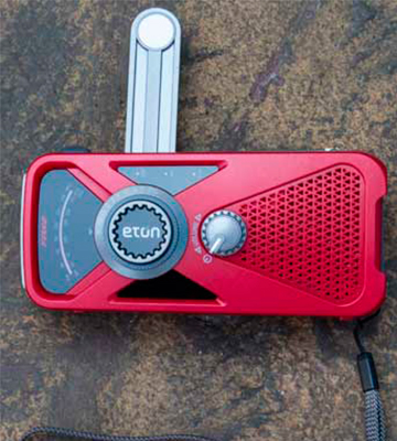 Review of Eton ARCFRX2WXR The American Red Cross FRX2 Emergency Weather Radio