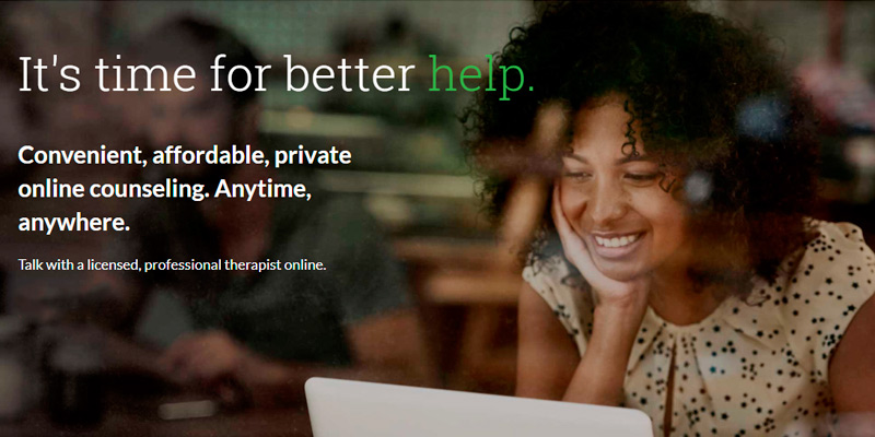 Review of BetterHelp Online Counseling & Therapy.