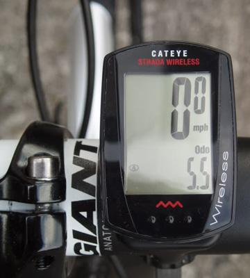 Review of CatEye Strada Wireless Bicycle Computer