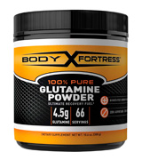 Body Fortress 300g Pure Glutamine Powder