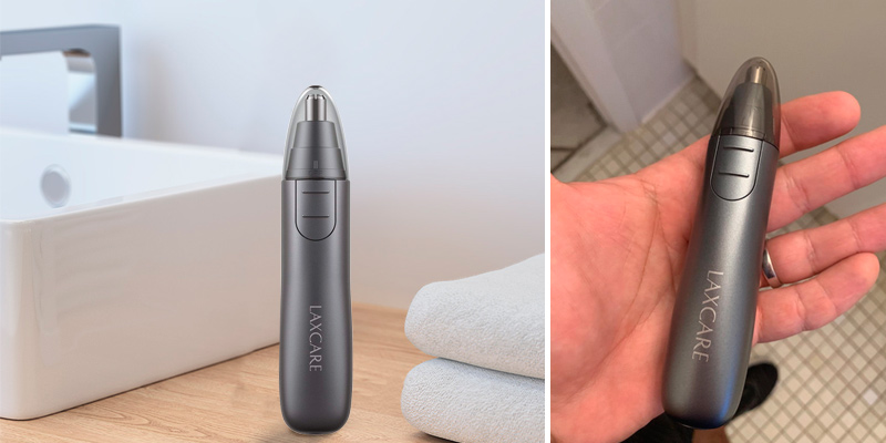 Review of Laxcare Nose Trimmer Nose Hair Trimmer, Laxcare Ears and Nose Trimmer