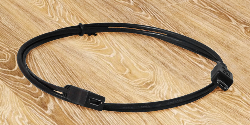 Review of YCS basics Micro USB Extension Cord
