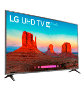 LG 86UK6570 4K Ultra HD Smart LED TV