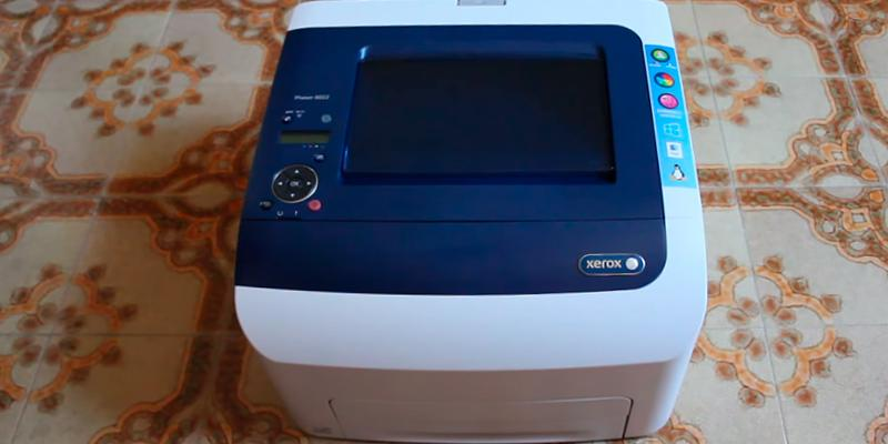 Review of Xerox Phaser 6022/NI Color Printer