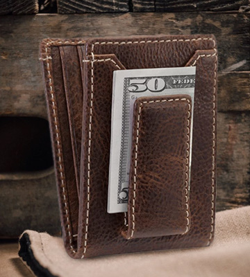 Review of House of Jack Co. Money Clip Front Pocket Wallet