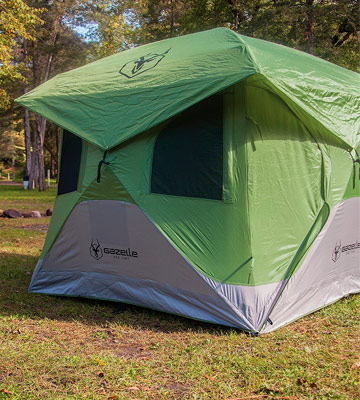 Review of Gazelle 33300 Pop Up Portable Camping Tent
