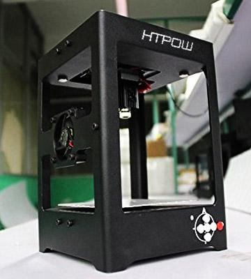 Review of HTPOW Mini USB Laser Engraver