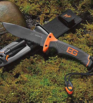 Review of Gerber Bear Grylls Ultimate Serrated