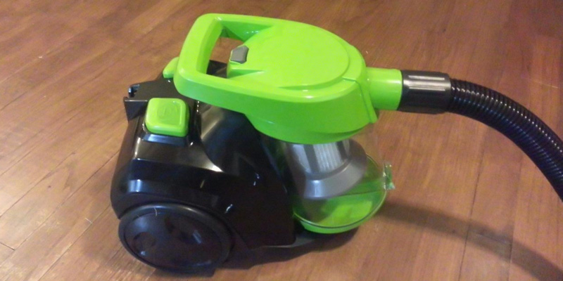 Review of Bissell 1665 Bagless Canister Vacuum