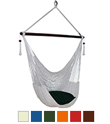 Caribbean Hammocks Polyester Hanging Chair
