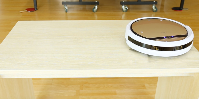 Review of iLife V5s Pro Robot Vacuum Mop Cleaner with Water Tank