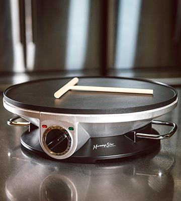 Review of NEECO Morning Star Crepe Maker & Electric Griddle