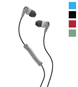 Skullcandy Method (S2CDY-K405) Sweat Resistant Sport Earbud with In-Line Microphone and Remote