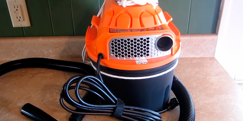 Detailed review of ArmorAll AA255 Wet/Dry Vacuum Cleaner