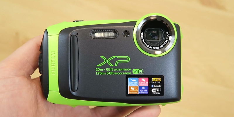 Detailed review of Fujifilm XP120 (600019756) Shock & Waterproof Wi-Fi Digital Camera