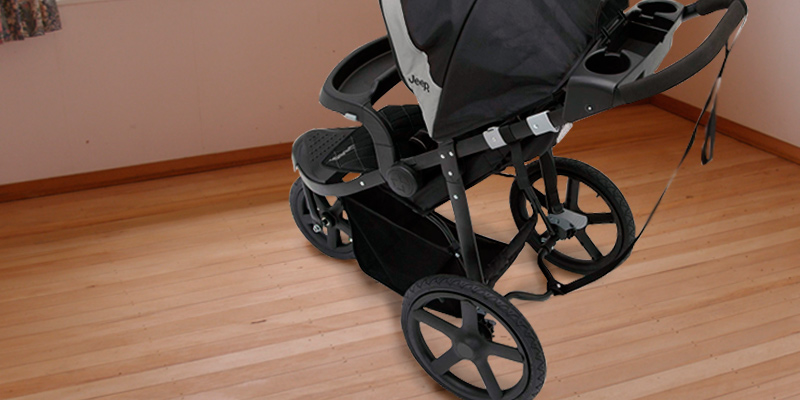 Review of Jeep Patriot Open Trails Jogging Stroller