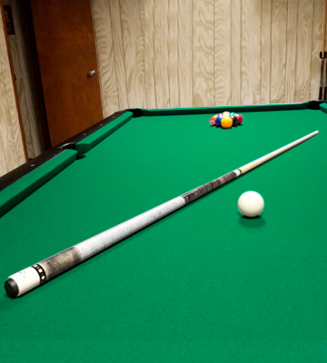 Review of Meucci SB1-S Handcrafted Billiards Pool Cue Stick