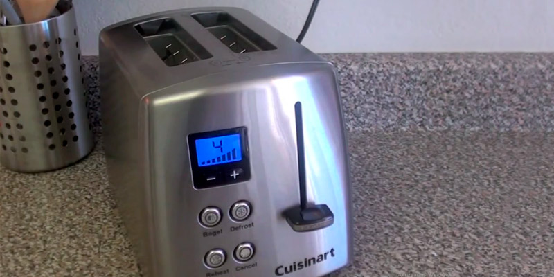 Review of Cuisinart CPT-415