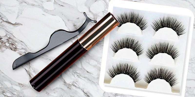 Review of Arishine Magnetic Lashes Set with Magnetic Eyeliner
