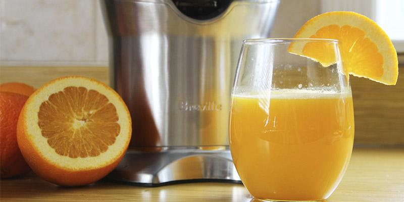 Review of Breville 800CPXL Die-Cast Citrus Press