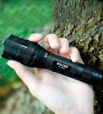 Review of Anker LC90 Rechargeable Flashlight