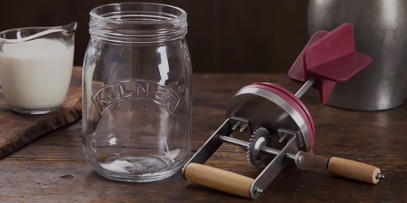 Detailed review of Kilner Butter Churn