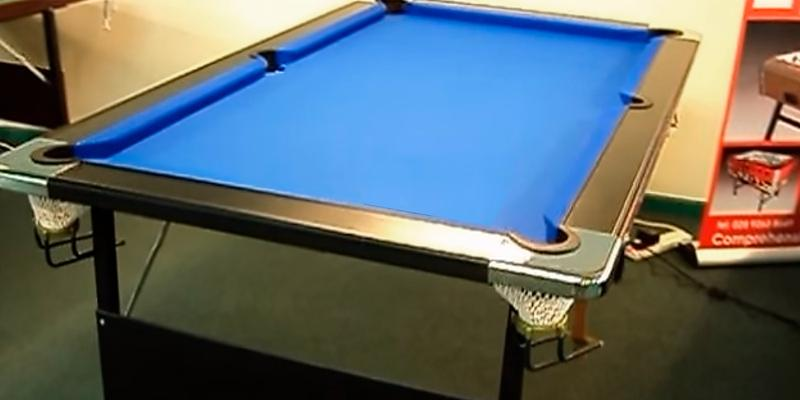 Review of Hathaway Fairmont 6' Portable Pool/Billiard Table