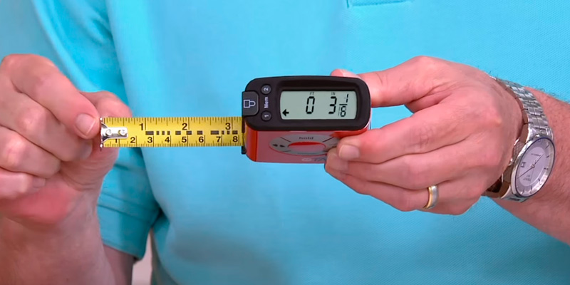 Review of eTape16 ET16.75-DB-RP Digital Tape Measure, 16 Feet