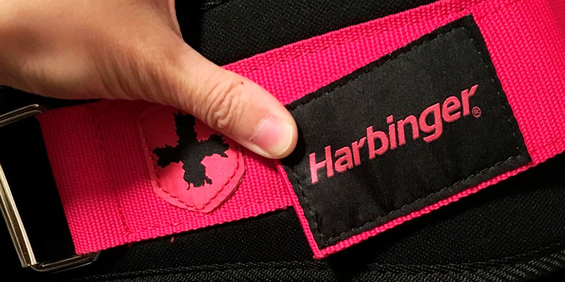 Review of Harbinger Women's Nylon Weightlifting Belt