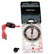 Suunto SS004239001 Compass with Mirrored Sighting