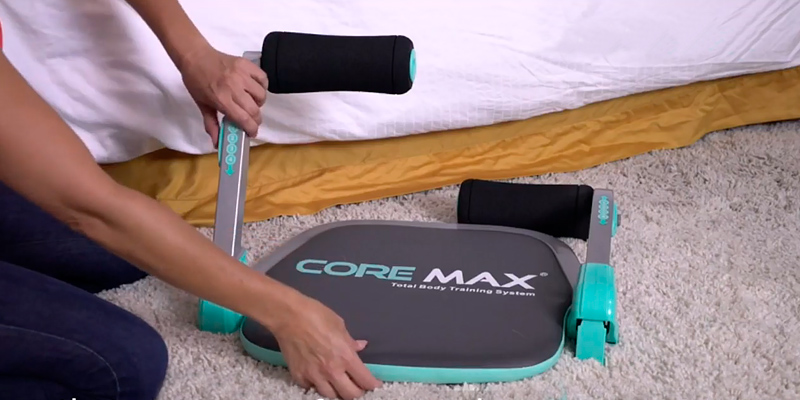 Review of Core Max Smart Abs and Total Body Workout Cardio Home Gym