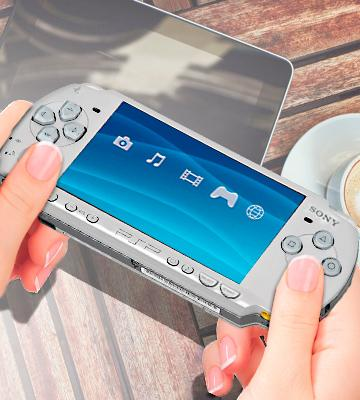 Review of Sony PSP Slim & Lite 2000 Console
