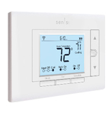 Emerson Thermostats Sensi (ST55) Wi-Fi Thermostat for Smart Home