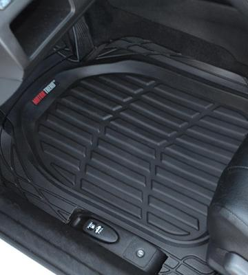 Review of Motor Trend FlexTough Heavy Duty All Season Floor Mats