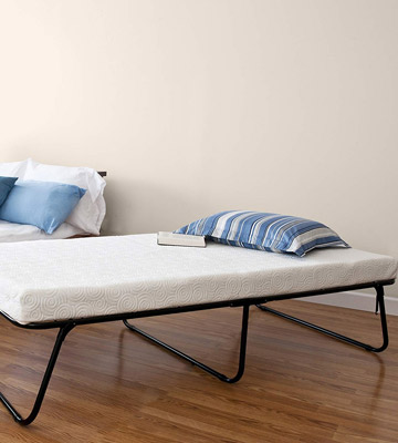 Review of Zinus Traveler Premier Folding Twin Guest Bed