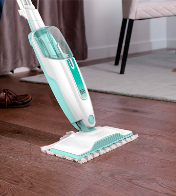 Review of Shark S1000A Steam Mop