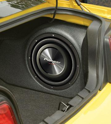 Review of Pioneer TS-SW2502S4 Shallow-Mount Subwoofer
