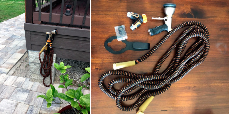 Review of TBI Pro Heavy-Duty Garden Hose Expandable