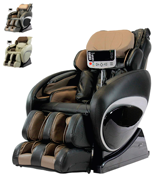 Osaki OS-4000T Zero Gravity Massage Chair, Black