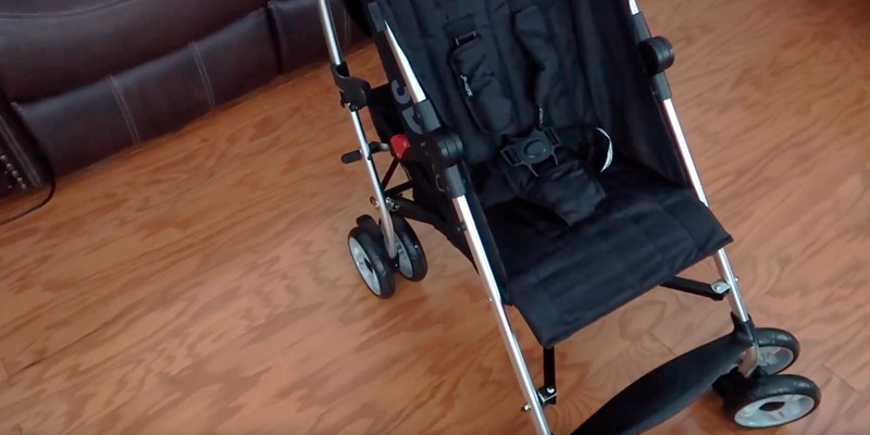 Detailed review of Summer Infant 3D Lite Convenience Stroller