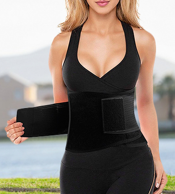 Review of FeelinGirl LB4714 Women's Waist Trainer Belt