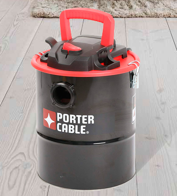Review of PORTER-CABLE PCX18184 Ash Vacuum