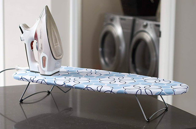 Comparison of Tabletop Ironing Boards