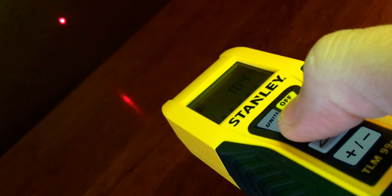 Detailed review of Stanley STHT77138X TLM99 Laser Distance Measurer