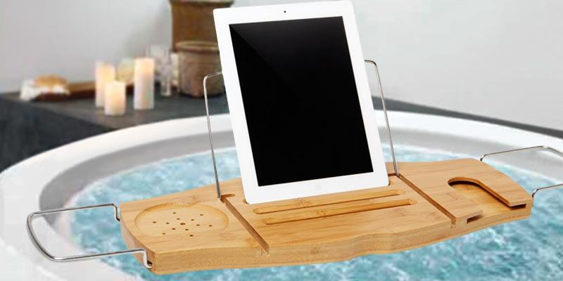 Review of Umbra Aquala Bamboo Bathtub Caddy