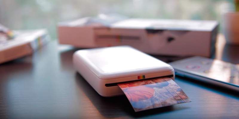 Review of Polaroid ZIP Mobile Printer